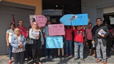 HOY / Villa Hayes: radialistas denunciaron irregularidades en el municipio e intendente decide llevarlos a juicio