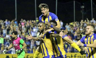 HOY / Lo acompaña la fortuna y sigue en la Sudamericana