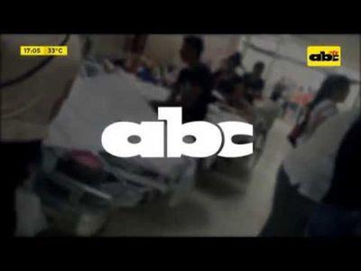 "Clima de ""guerra"" en pasillos de Hospital Central del IPS"