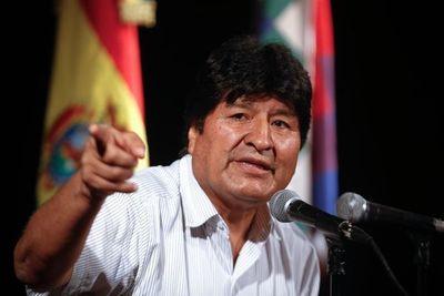 Fiscalía boliviana abre proceso penal contra Morales por fraude electoral