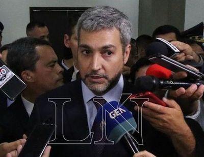 Abdo propone mesa de diálogo