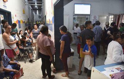Hospital de Barrio Obrero aún no ha colapsado, aseguran