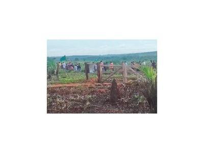 Un herido en comunidad indígena de Maracaná, Canindeyú