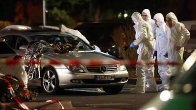 Ataque xenófobo en Alemania: el terrorista mató a 10 personas, entre ellas a su madre
