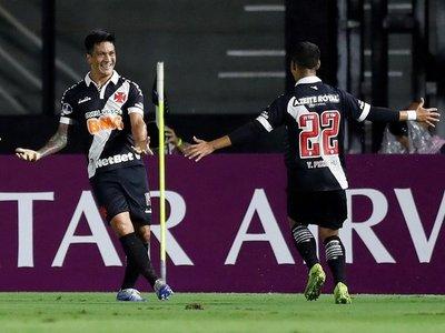Vasco da Gama avanza tras igualar sin goles ante Oriente Petrolero