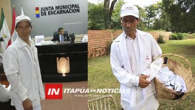 FINAL FELIZ PARA VENDEDOR DE CHIPA ITAPÚA EN ENCARNACIÓN