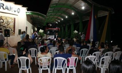Inauguran terminal de ómnibus en Presidente Franco