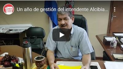 Intendente Quiñonez habla sobre un año de gestión