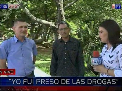 Cayeron en las drogas, pudieron salir y cuentan su testimonio