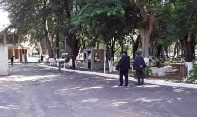 HOY / Tras chicanas y evasivas, Miguel Cuevas se presentó en la Agrupación Especializada