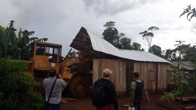 Vaqueria: Unos 1.000 policías para nuevo operativo de desalojo en Morombi