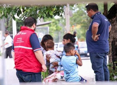 Operativo Verano del Minna asistió a más de 1.200 niños y adolescentes en situación de calle