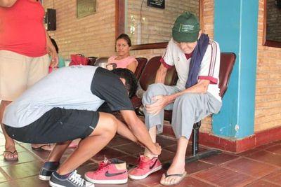 Estudiantes visitaron a pacientes con cáncer en su UPD