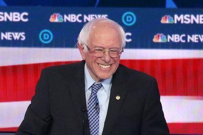 Bernie Sanders lidera holgadamente las encuestas en Nevada