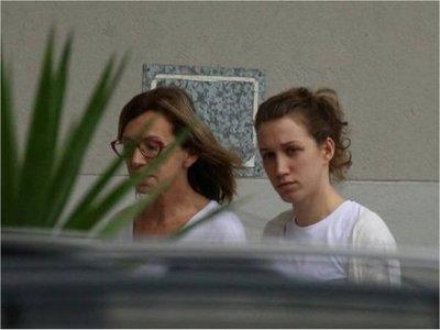 Ordenan liberación de la novia y suegra de Dario Messer