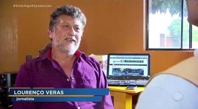 Fiscalía pide a la Policía dar protección a periodista y su familia
