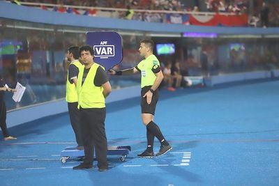 """""""El VAR en el campeonato paraguayo no tiene nada que envidiar a otras ligas"""