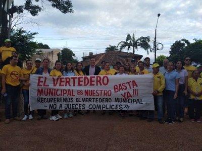 Pobladores de Villarrica buscan recuperar vertederomunicipal