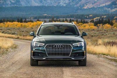 Audi acaba de crear una furgoneta para los amantes de los SUV