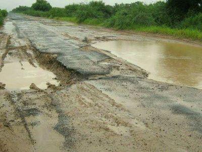 MOPC quiere recuperar 200 Km de la Transchaco