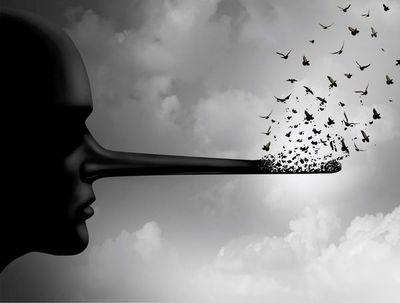 Cuatro formas en que las mentiras se convierten en la norma dentro de una compañía