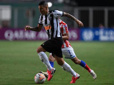 Unión de Santa Fe hace historia y elimina al Atlético Mineiro