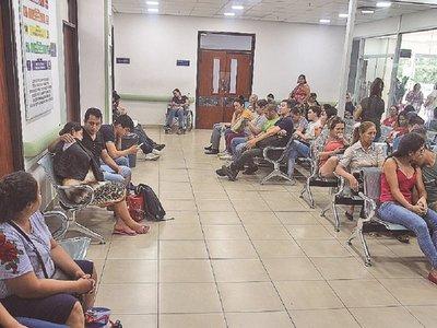 Empresas en mora con IPS  ponen  en jaque a asegurados con dengue