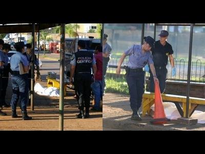 PARAGUAYA FALLECE EN INMEDIACIONES DE LA TERMINAL DE ÓMNIBUS DE POSADAS