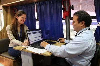 Tributación ofrece hoy sus servicios gratuitos en Luque