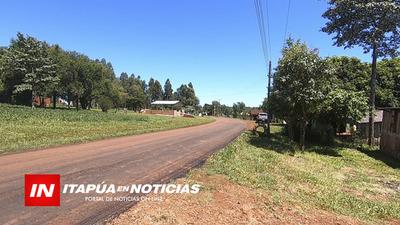 MILLONARIAS OBRAS DEL MOPC EN TOMÁS ROMERO PEREIRA