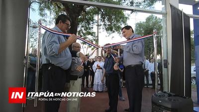 CREDIPAR ABRIÓ NUEVA SUCURSAL EN EL BARRIO SAN PEDRO