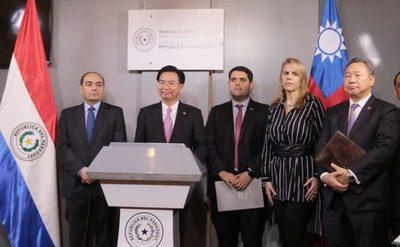BALANZA COMERCIAL ENTRE PARAGUAY Y TAIWÁN SE VERÁ DUPLICADA TRAS VISITA DE COMITIVA OFICIAL