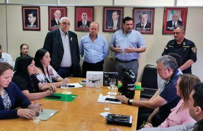 DIPUTADOS DE ITAPÚA MANTIENEN POSTURA A FAVOR DE LA DESCENTRALIZACIÓN