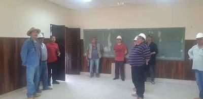 Inversión del FONACIDE beneficia a las escuelas del Alto Paraguay