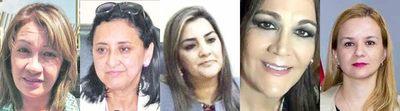 Cuatro juezas y una fiscal de Alto Paraná removidas del cargo por mal desempeño