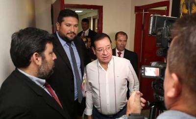 """HOY / Cuevas en la cárcel: """"Es la   mejor medida que se pudo   aplicar"""", afirma fiscal"""