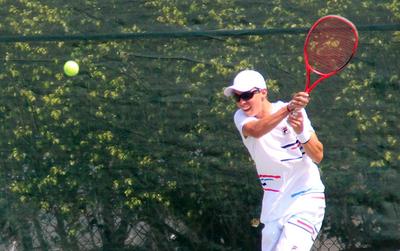 """""""Tin"""" se consagra campeón del Master de Tenis Sudamericano"""