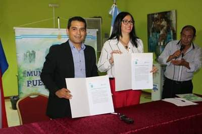 Quieren instalar teleférico para unir Franco con Puerto Iguazu