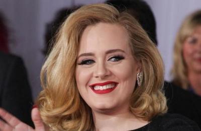 Aseguran que Adele está obsesionada con el fitness y con perder peso