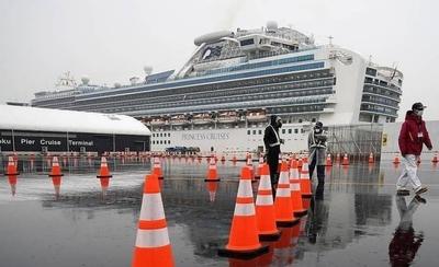 HOY / Coronavirus: fallecen dos personas que estaban en el crucero en Japón