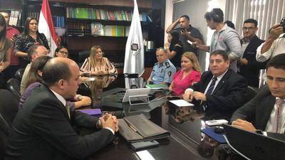 Imágenes revelan que reos se fugaron por túnel en Pedro Juan