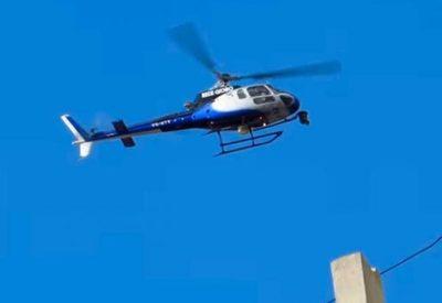 Dos muertos en accidente de helicóptero del canal de TV Globo