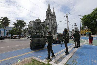 Ola de asesinatos en un estado de Brasil bajo un motín policial