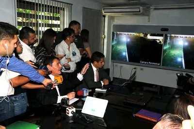 Pericia fiscal confirma que líderes del PCC se fugaron de prisión de Pedro Juan por túnel