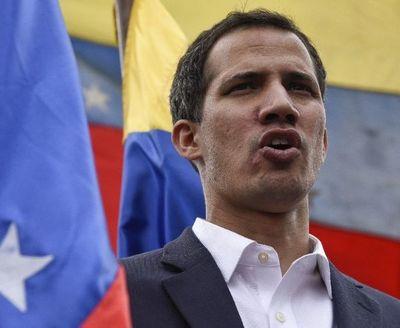 Juan Guaidó confirmó que ya fue entregado el primer cargamento de ayuda humanitaria en Venezuela