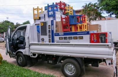 Albergue de atención a niños y adolescentes indígenas recibió nuevos mobiliarios y electrodomésticos