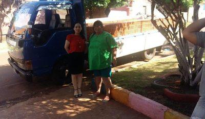 Donan materiales de construcción a Fundación «Las Tías»