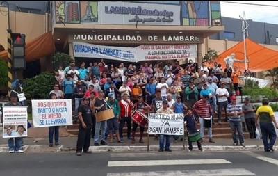 Municipalidad de Lambaré: denuncian que desde la Junta están cargando 'nuevos contratados'