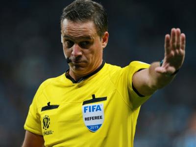 Conmebol designa árbitros para la semana de sudamericana