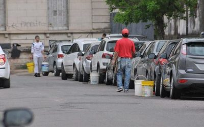 """Cuidacoches pedirán al Ministerio de Trabajo """"formalizar"""" su labor"""